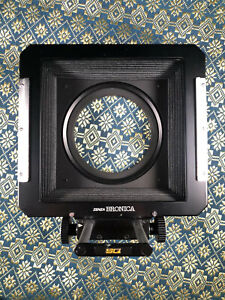 Bronica SQ Bellow Lens Hood S (MINT) SQ SQ-A SQ-B SQ-Am SQ-Ai