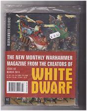 NEW White Dwarf Warhammer - March 2014 - Issue 02 SRP $12