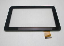 "RCA 9"" Tablet RCT6991W3 Genuine Digitizer Touch Screen w/ Frame"