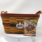 """Longaberger Vintage 2000 All American Sparkler Basket Size 11"""" x 7.5"""" x 5.5"""""""