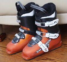 New listing Salomon T3 Junior Ski Boots Size 22.5 Junior 4.5
