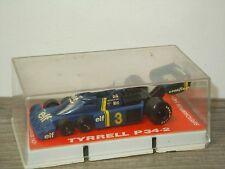Tyrrell P34-2 - Super Champion France 1:43 in Box *30979