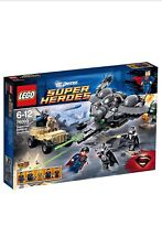 Lego SUPER HEROES 76003 Superman Bataille de Smallville Brand New Sealed Free Post