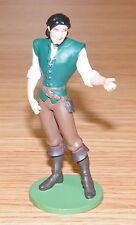 "Disney ""Flynn Rider"" From the Movie Tangled 3 1/2"" Inches Tall Pvc Figurine Toy!"