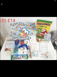 Christmas Eve Boxes Pre Filled Christmas Eve Boxes activity boxes santa gifts