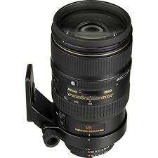 Nikon 80-400MM VR f4.5/5.6D AF (Vibration Reduction) Lens 1996 ,London
