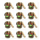 """(12) """"Gimme A Call"""" Toddler Turkey Hunting Camo Hats Outdoor Lot Resale Caps New"""
