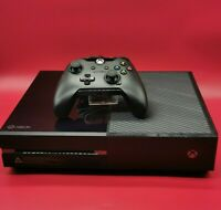 Microsoft 500GB Xbox One Console Black with Controller