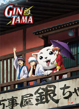 Gintama Wall Scroll Poster Anime Manga NEW