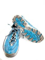Salomon Contagrip Trail Shoe YS8 643001 Blue Women US Size 7