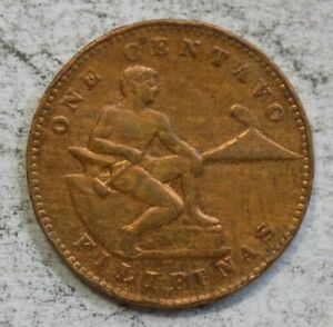 Philippines 1944S 1 Centavo Coin