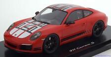 1:18 Spark Porsche 911 (991) Carrera S Endurance Racing 2016 red