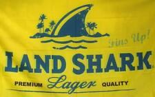 """LandShark Lager """" Fins Up """" Premium Quality 3'x 5' Banner Beer Flag"""
