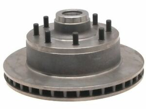 For 1995-1997 Dodge B3500 Brake Rotor and Hub Assembly Front Raybestos 98197HQ