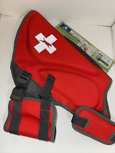 Top Paw Red Life Jacket Brand New Size Large 55 80lbs