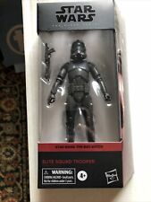 Star Wars The Black Series Elite Squad Trooper Action Figure IN HAND