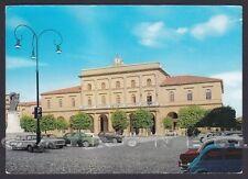 RIMINI SANTARCANGELO DI ROMAGNA 02 AUTOMOBILI d'EPOCA Cartolina viaggiata 1967