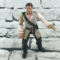 Disney Pirates Of the Caribbean Will Turner Action Figure Jointed Toy By Zizzle