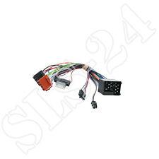 Kenwood Autoradio ANSCHLUSSKABEL für BMW mit RUNDPIN Stecker CAW-CCANBM2