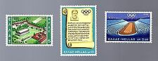 OLYMPIC GAMES MEXICO 1968 MNH, Ancient Olympia Panathenaic Stadium, Pindar & Ode