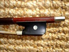 Feiner 4/4 Cello-Meisterbogen mit Brandstempel sehr gute Spieleigenschaften