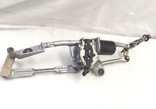 Volvo front windshield wiper motor and linkage assembly 01-09 S60 V70 XC70