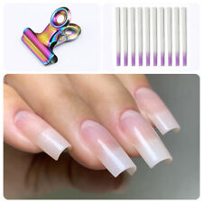 C Curve Nail Art Pinching for Nails Tips Extended Stainless Steel Finger Tools