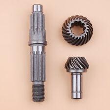 Gearbox Drive Shaft & Gear Set For STIHL FS100 FS120 FS130 FS240 FS83 FS87 FS90