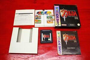 Legend of Zelda: Link's Awakening DX Game Boy Color Francais (french)