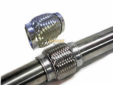 "Escape Tubo flexible 57mm-10 ""X 2.25"" Pulgada Tubo flexible"