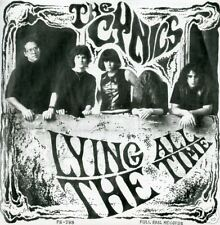 """CYNICS 'Lying Time' 7"""" NEW RARE fuzztones psychedelic nuggets garage get hip"""