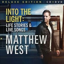 NEW Into The Light: Life Stories & Live Songs [CD/DVD Combo][Deluxe Edition]