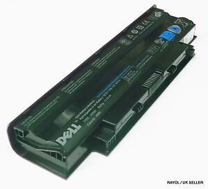 Genuine Dell 6-cell Battery for Inspiron N5010 N5110 N7010, J1KND, 8NH55, 4YRJH