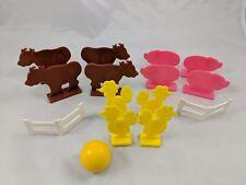 Hasbro Romper Room Farm Animal Game 1973