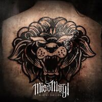 MISS MAY I - RISE OF THE LION  CD NEU