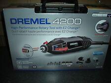 Dremel 4200 Series 4/36.Variable Speed Multipurpose Rotary Tool Kit W/Case #6046