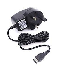 UK Mains Charger Plug Wall Charger for NINTENDO DS & GAMEBOY ADVANCE GBA SP-NDS