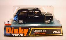 Dinky Toys 284 Austin London Taxi in Box #024