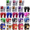 Junior Boxing Gloves Sparring Punchbag Leather Gloves Children / Kids 4,6,8 OZ