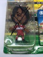 Corinthian Ltd Edition Prostar Figure Christian Karembeu Middlesbrough Signed VG