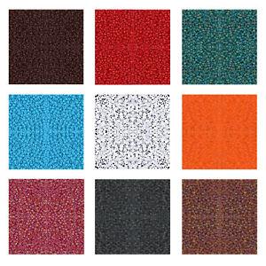 Miyuki Japanese Seed Beads Round Rocailles 15/0, 11/0, 8/0 Matte, AB Colors
