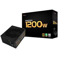 Computadora Para Juegos Rosewill 1200 vatios Fuente de alimentación, unidad de fuente de alimentación 80 Plus Gold, PHOTON - 1200