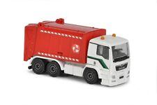 Majorette 212057500-City Cars-Man tgs-camión de basura/Garbage Truck-nuevo