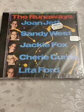 The Best of the Runaways by The Runaways (CD, Oct-1990, Mercury)