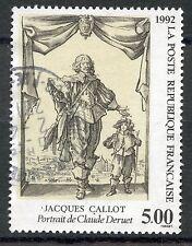 STAMP / TIMBRE FRANCE OBLITERE N° 2761  TABLEAU ART