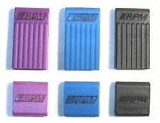 RPM 80155 T-Maxx & E-Maxx Bulkhead Braces – Blue