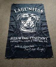 LAGUNITAS Brewing Company American Beer Dog Pirate Flag, banner New