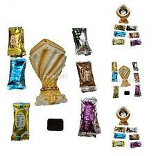 Boite 12 x3g Mini Bakhoor Nabeel Assortiment Encens Bakhoor Parfum +Mini Brûleur