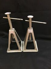 STACKABLE STABILIZER JACKS FOR SMALL TRAILER AND CAMPERS Lot Of Two