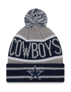 Dallas Cowboys New Era Banner Block Knit